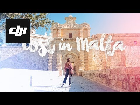 DJI - Lost in Malta