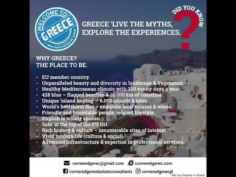Is Investing In Property In Greece Good