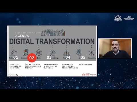 Transformación de la empresa en la era digital | Rodrigo Ormaechea, Coca-Cola Andina