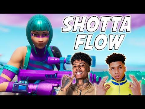 "Fortnite Montage – ""SHOTTA FLOW REMIX"" (NLE Choppa & Blueface)"