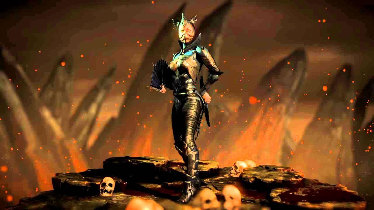 MKX: Dark Empress Kita...