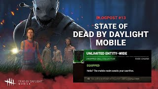 Dead By Daylight| Mobile hit 1 million! Entity phone charm for all!