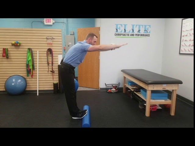 How To Improve Hamstring Flexibility | Toe Touch Progressions | Chesterfield Chiropractor