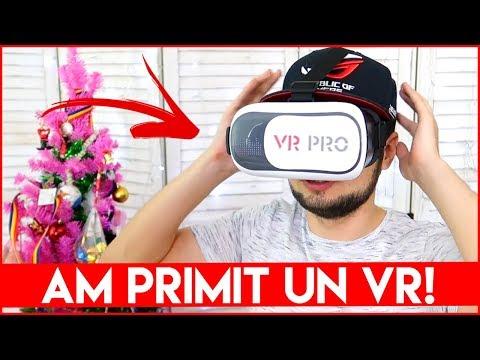 Cineva mi-a dat un VR! Functioneaza oare?