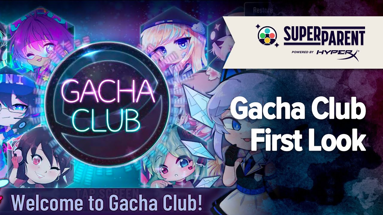 View Gacha Club Video Game Pics