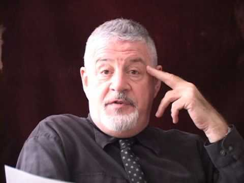 "Paul Hecht recites ""The Triple Fool"""