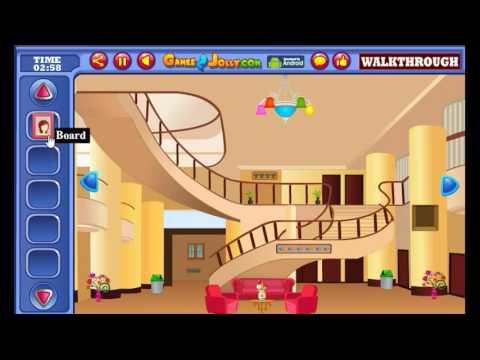 Excellent House Escape Walkthrough - Games2Jolly