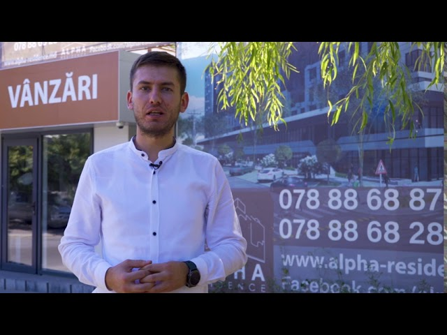 Alpha Residence - Oficiu vânzări