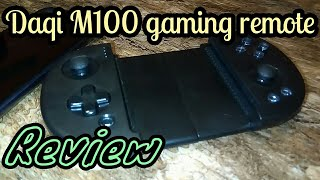 The New Daqi M100 Smartphone Gamepad hands on and unboxing | Killer Price and performance!