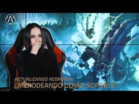 [ Actualizando Responde ] ¿Merodear como Soporte? | League of Legends thumbnail