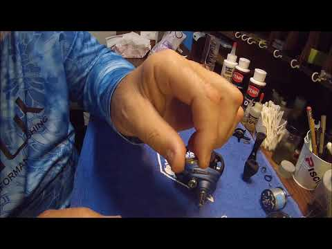 Zen and the Art of Preventative Maintenance and Lubrication for Baitcast Reels Part 2 of 2