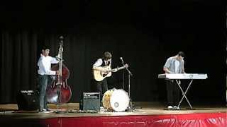 Mumford & Sons Little Lion Man Cover Live! A Cup Of Glass