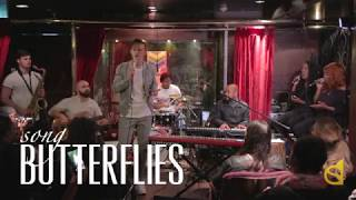 The Live Music Sessions - Luke Burr with Dynamic Sound Collective -Butterflies Snippet
