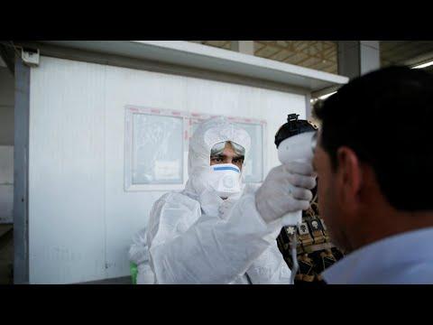 En direct: la propagation du coronavirus s'accélère hors de Chine