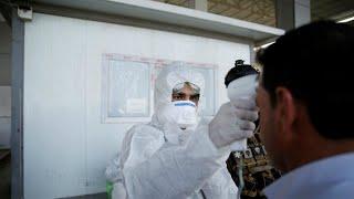 En direct : la propagation du coronavirus s'accélère hors de Chine