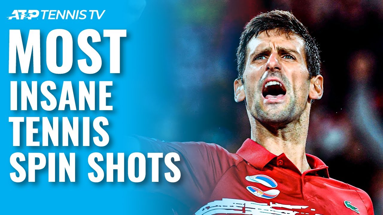 Download Most INSANE Tennis Spin Shots