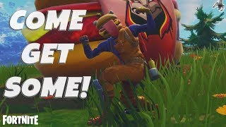 Fortnite Battle Royale! Xbox One! Having Fun Playing! 🔴LIVE#206