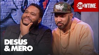 Anthony Anderson Nearly Took Out Black Panther | Extended Interview | DESUS & MERO