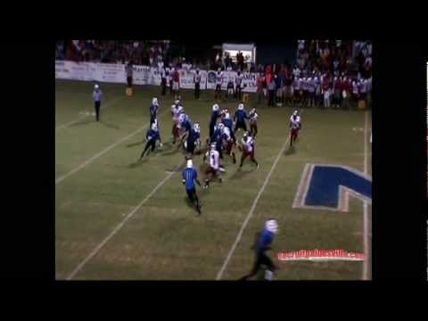Reginald Williams ATH/LB Class of 2013 Santa Fe HS (Alachua, FL)
