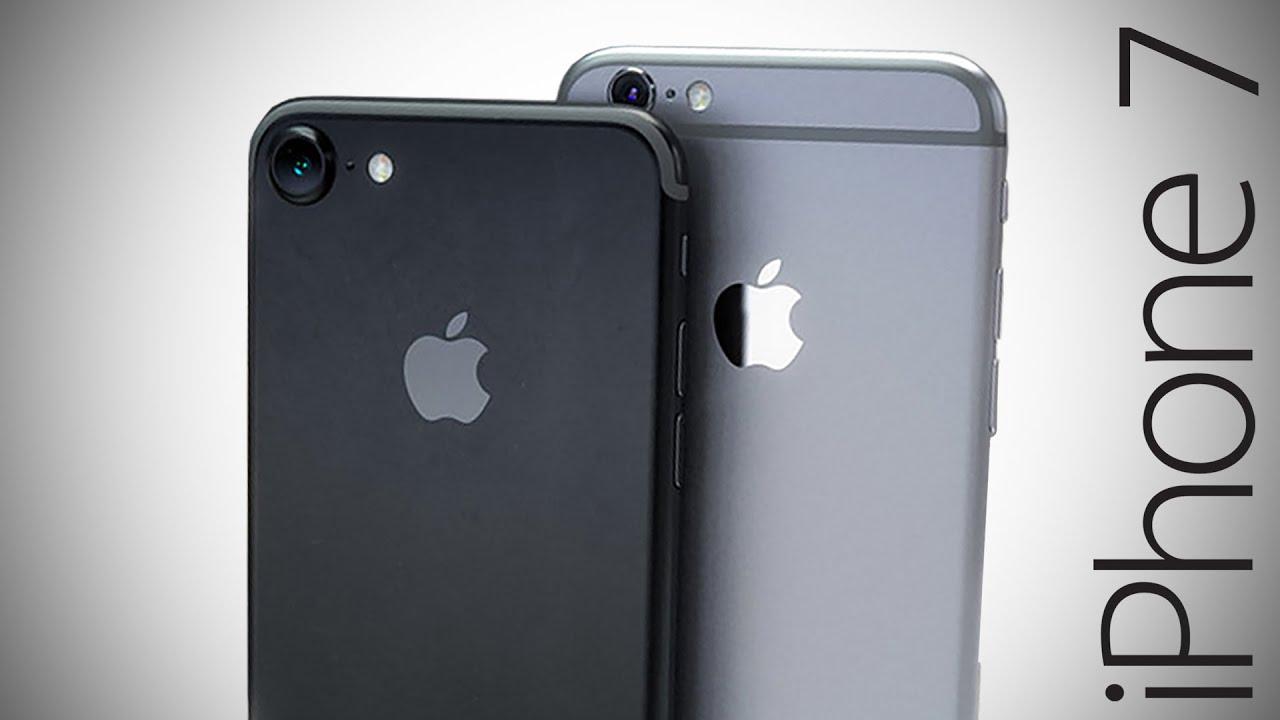 Top 10 iPhone 7 Leaks & Rumors!