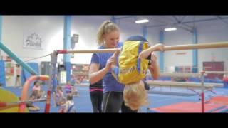 Flicka Gymnastics
