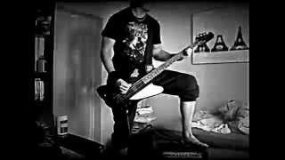 S.O.D - March of the S.O.D (Bass Cover)