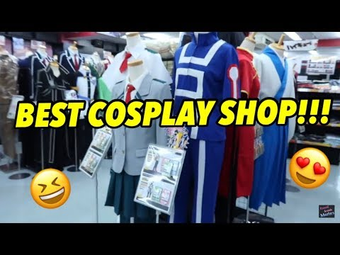 BEST COSPLAY SHOP!!!