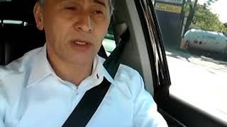 Uber - Minha primeira viagem