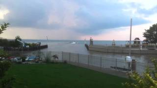 Zuperman Turbine Marine Taking Off