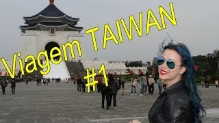 Taiwan #1  - Taipei, Chiang Kai Shek Memorial