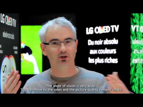 LG OLED TV Consumer Event in Beaugrenelle Paris