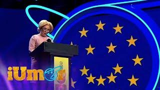 Apel important de la Viorica Dăncilă! Discurs epic la iUmor, vineri, de la ora 20:00, la Antena 1