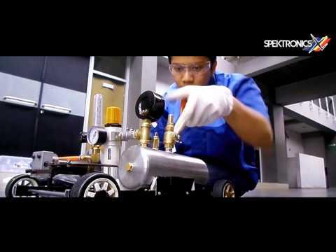 ICECC Chem - Eng ITS 2015 : SPEKTRONICS X - Sepuluh Nopember Institute of Technology - INDONESIA