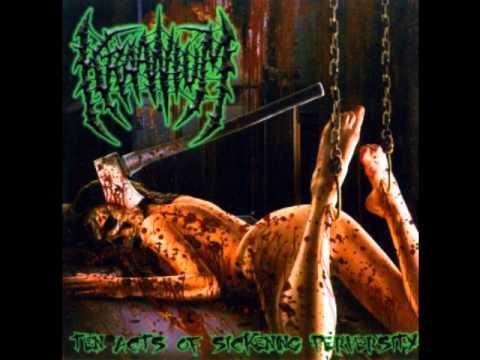 Kraanium - Zombified Infanticide