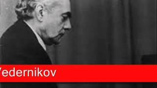 Anatoly Vedernikov: Bach - Partita No.4 in D major BWV828 II. Allemande