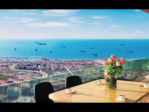 Istanbul Blue Sea of Marmara stunning apartments for sale