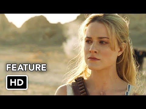 "Westworld 2x10 Inside ""The Passenger"" (HD) The Valley Beyond Behind the Scenes"