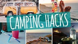 Die besten Camping Hacks & Tipps – Leben im Van! | VANLIFE |  Lilies Diary