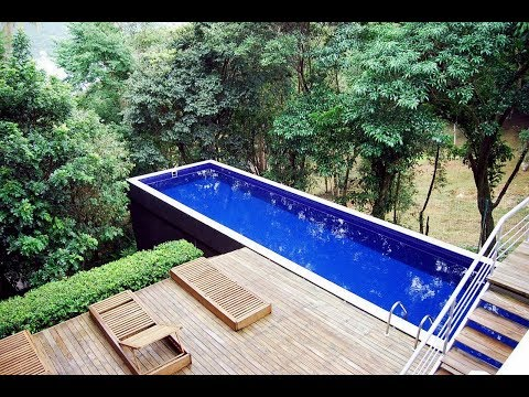 best shipping container pools ideas 2017