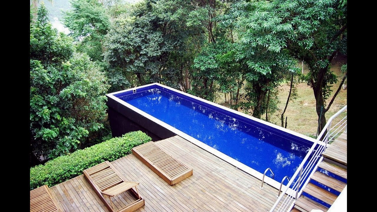 Best Kitchen Gallery: Best Shipping Container Pools Ideas Youtube of Shipping Container Pool on rachelxblog.com