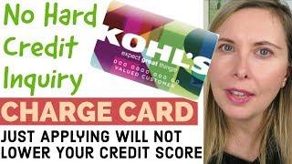 Kohls Credit Card Application - Kohl's Charge Card Review / Kohls Cash