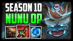 How to play Nunu Like a SMURF in 17 Minutes! | Nunu & Willump Jungle Guide Season 10