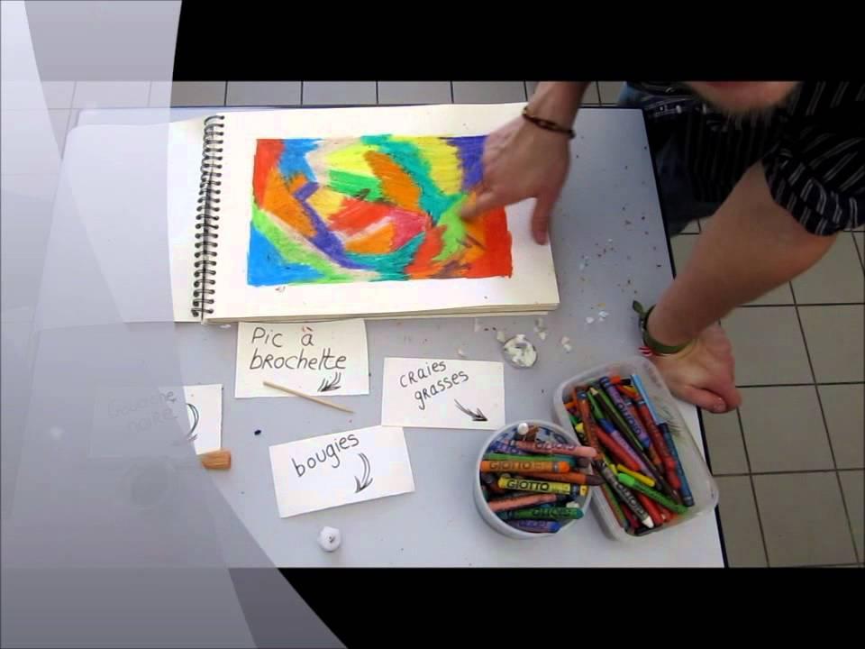 Assez ATELIER d'ART GRAPHIQUE : les cartes à gratter - YouTube DB74