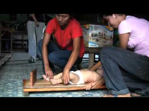 Conducting malnutrition research in Honduras