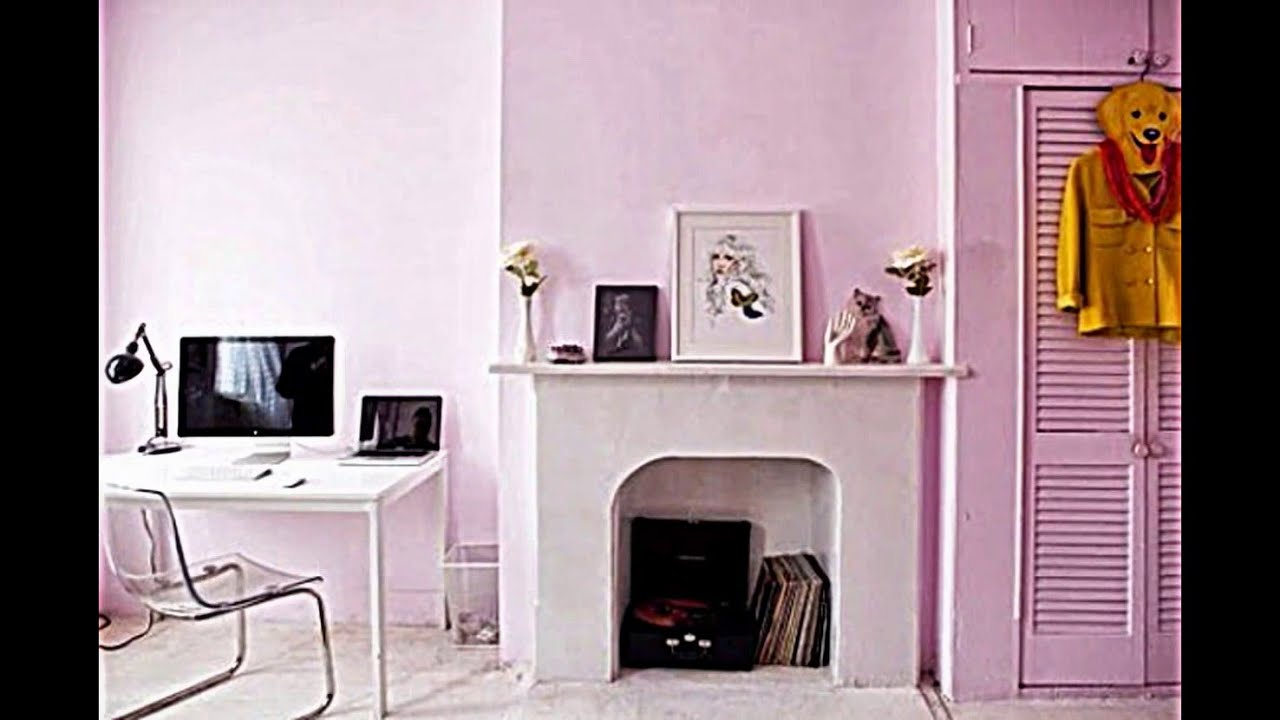 kreative ideen f r wanddekoration im trendigen ombre farbmuster youtube. Black Bedroom Furniture Sets. Home Design Ideas