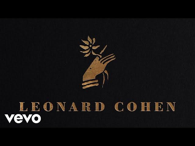 Leonard Cohen - The Goal (Official Video)