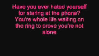 Glitter in the Air by Pink (lyrics)