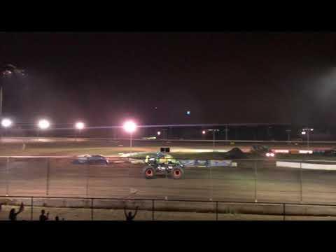 Monster Truck Throwdown - Bridgeport Speedway - 9/14/2019