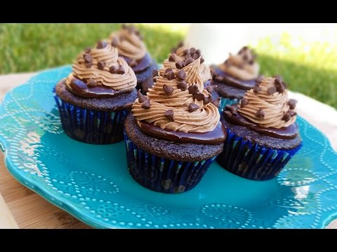 Best Chocolate Cupcake Recipe - What's For Din'? - Courtney Budzyn - Recipe 44