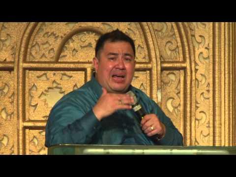 Video Ps  Gilbert Lumoindong Memberikan Pesan dalam Ibadah SYR 02 Juni 2013